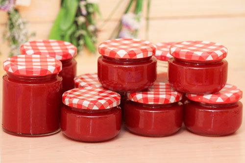Thermomix Erdbeer-Marmelade