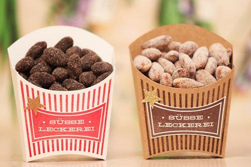 Thermomix Schokomandeln mit dunkler und weißer Schokolade