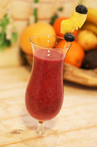 Thermomix Smoothie Dark Angel