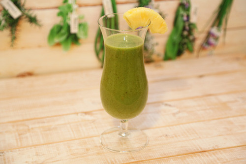 Thermomix Grüner Smoothie