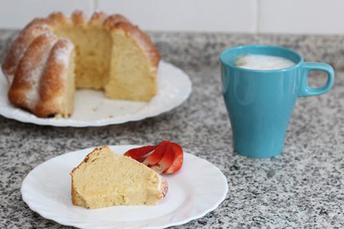 Thermomix Joghurtkuchen mit Kaffee