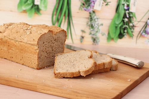 Thermomix Roggenmischbrot