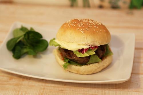 Thermomix Burger-Brötchen