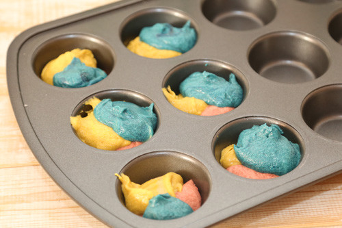 Pampered Chef Glutenfreie Muffins Teig