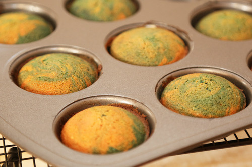 Pampered Chef Glutenfreie Muffins in Muffinform