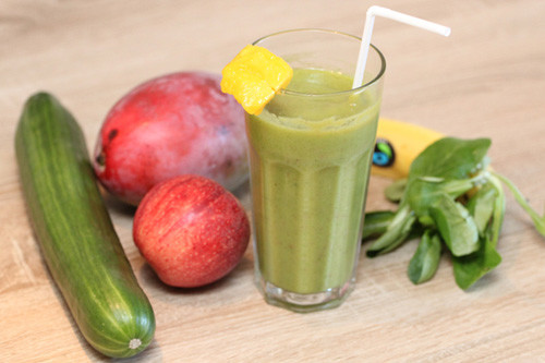 Thermomix Gesunder Smoothie